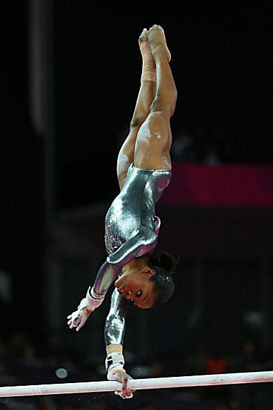 Gabby Douglas 2012 Olympics Bars Event Finals