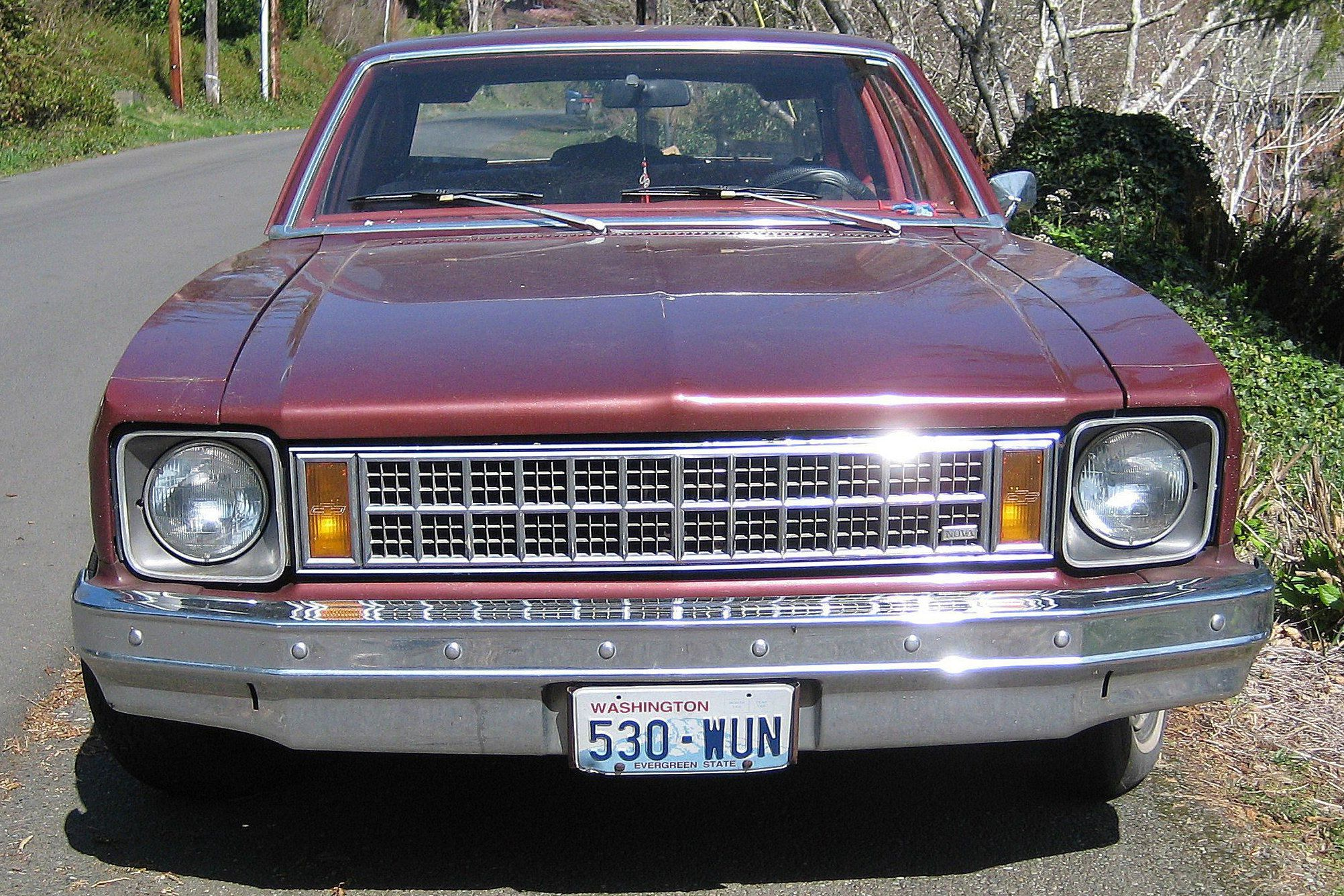 The Legend Of The Chevy Nova That Wouldn T Go