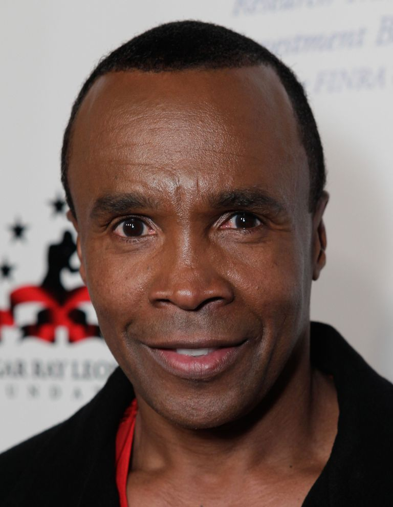 Sugar Ray Leonard's 2nd Annual Charity Boxing Night