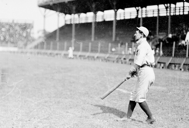 19th century baseball player Wee Willie Keeler