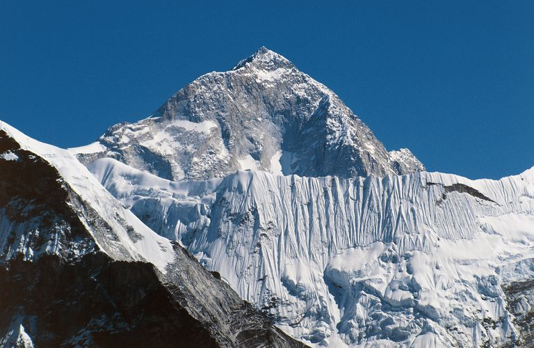 Makalu is the fifth highest mountain in the world.