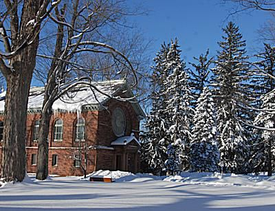 St. Lawrence University - Herring-Cole Hall