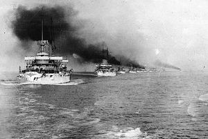 Great White Fleet leave the United States