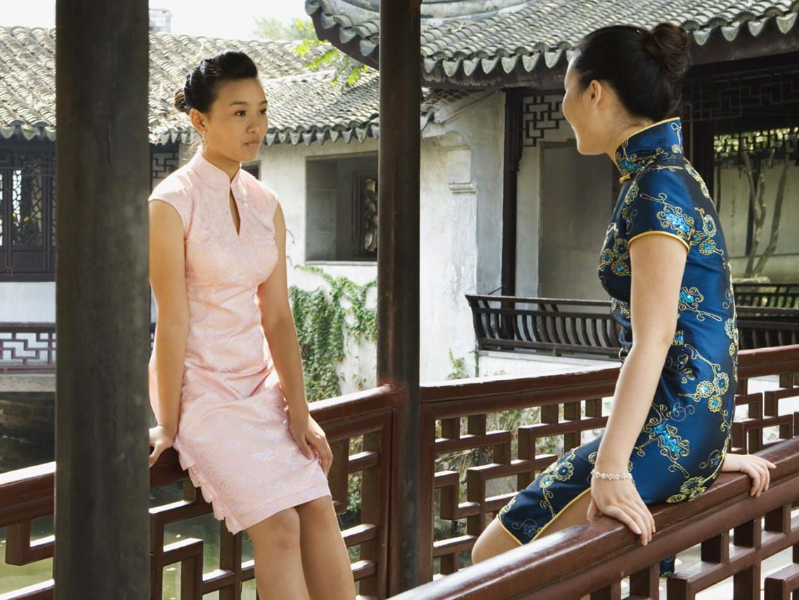 37529c756b What Is a Qipao in Chinese Fashion?