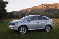 2010 Lexus Rx450h Photo