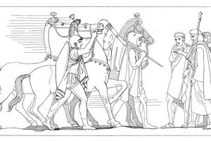 Diomedes and Odysseus With the Horses of the Thracian King Rhesus
