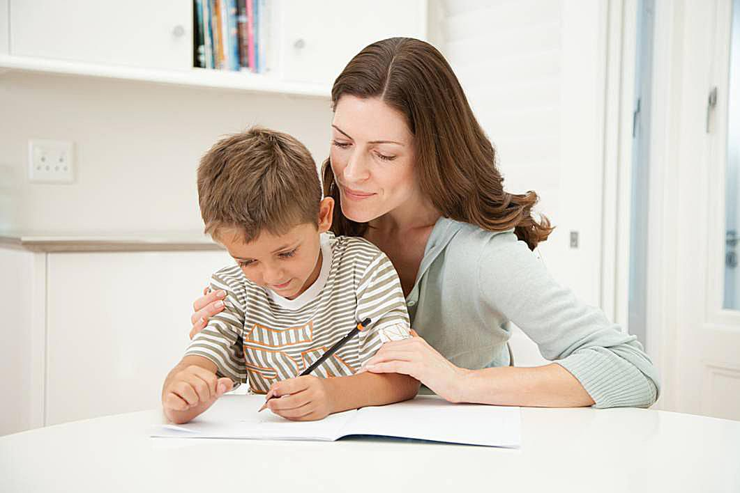 Картинки как родители занимаются с детьми