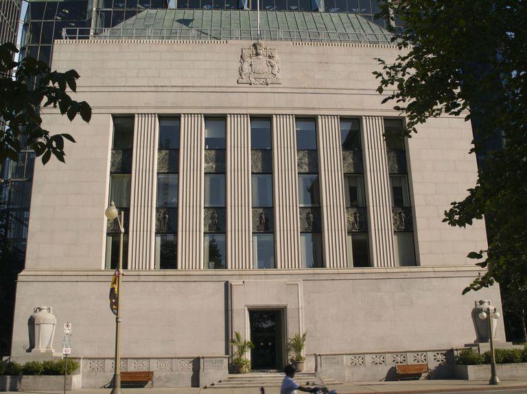 Bank of Canada in Ottawa