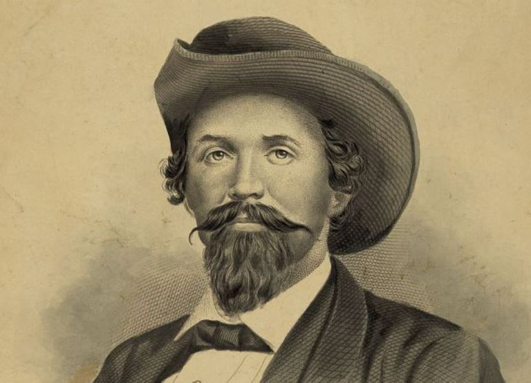 John Hunt Morgan during the Civil War