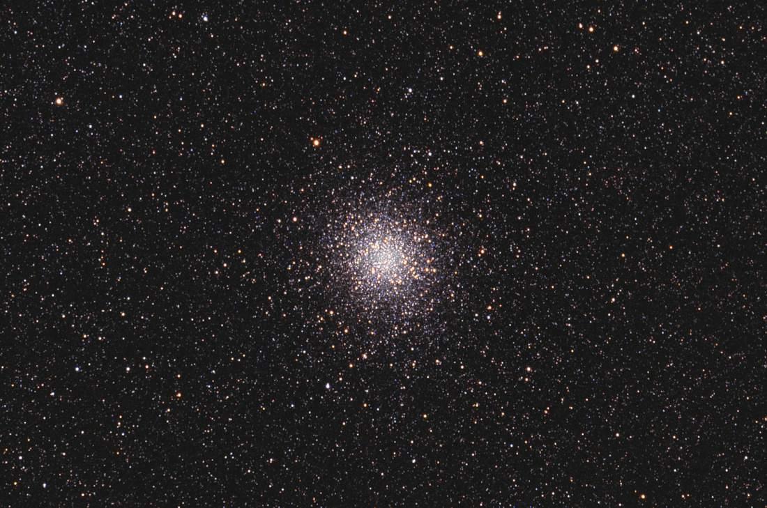 Messier 22 in Sagittarius