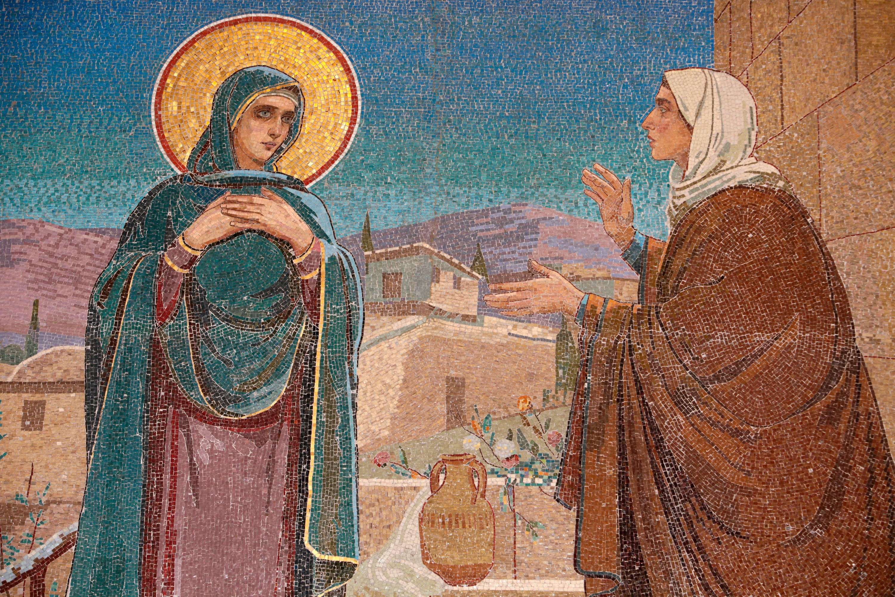 What Is The Visitation Of The Blessed Virgin Mary