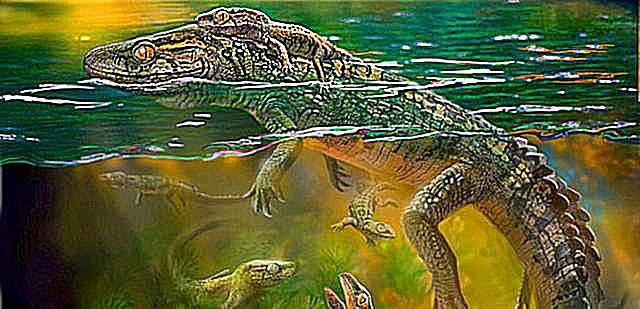 philydrosauras