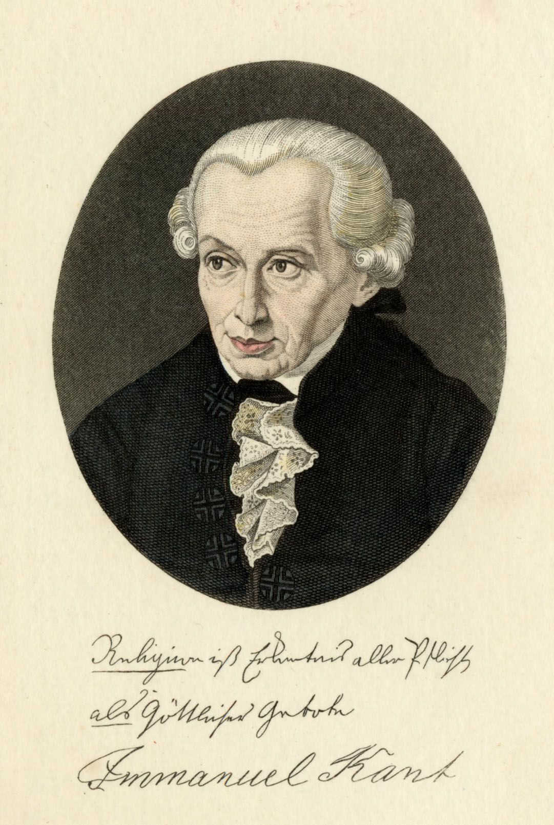 Kantian Ethics in a Nutshell: The Moral Philosophy of Immanuel Kant