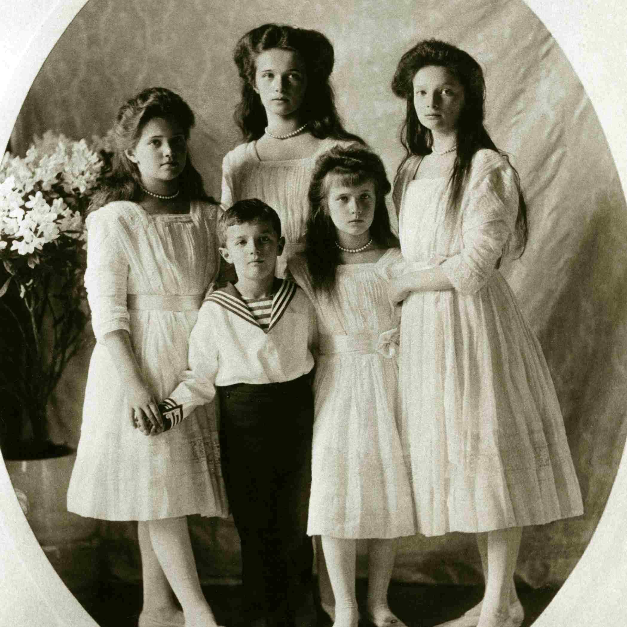 Family of Tsar Nicholas II of Russia