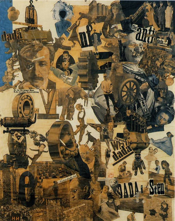 © 2006 Hannah Höch/Artists Rights Society (ARS), New York/VG Bild-Kunst, Bonn