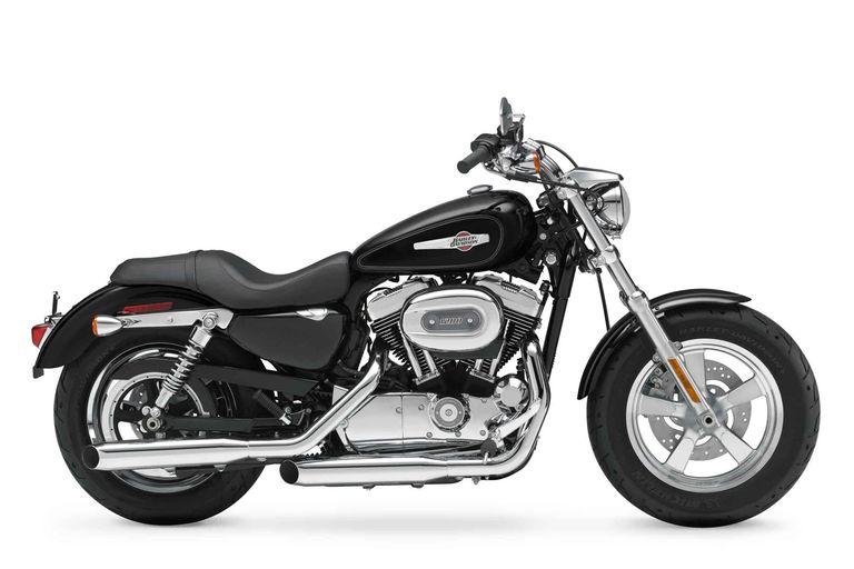 2012 Harley-Davidson 1200 Custom