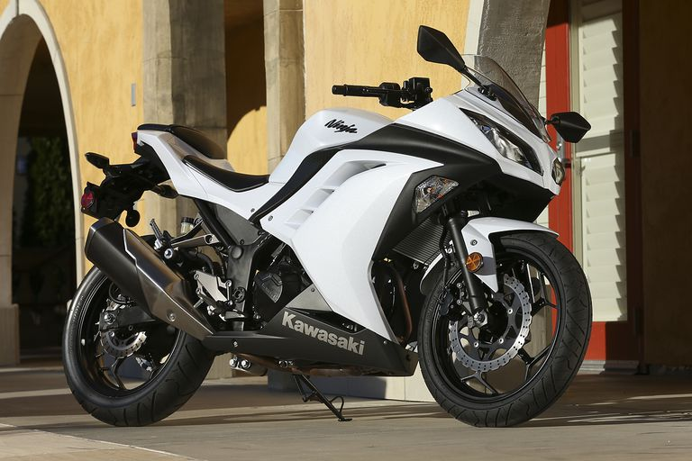 2013 Kawasaki Ninja 300 ABS Motorcycle Review