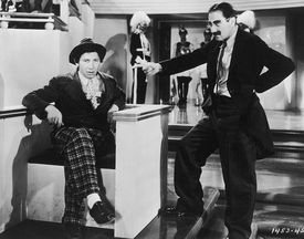 verbal play of Groucho Marx