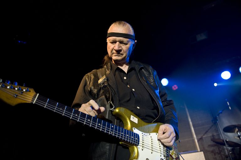 Dick Dale performing live