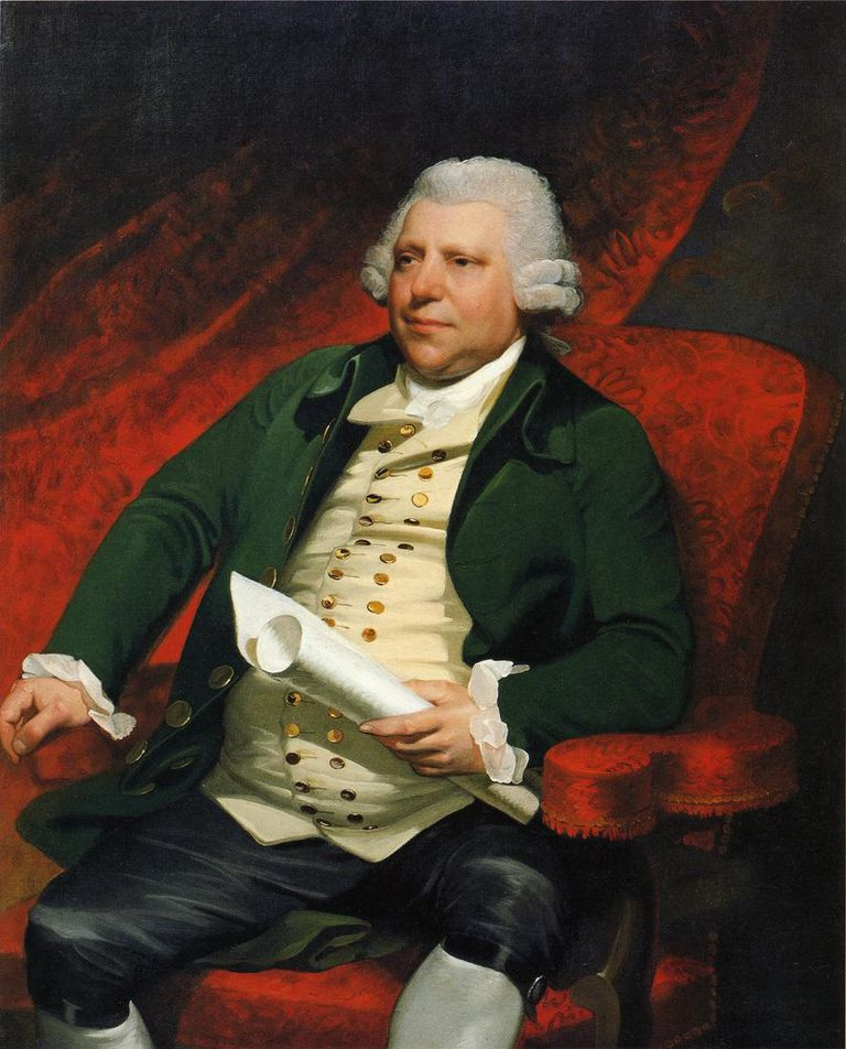 Richard Arkwright and the Water Frame