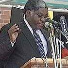 Πρόεδρος Levy Patrick Mwanawasa της Ζάμπια, & αντίγραφο;  ΕΙΡΙΝ