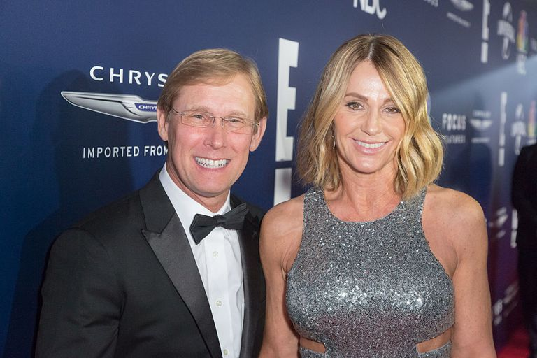 Olympic Gymnasts Bart Connor and Nadia Comaneci