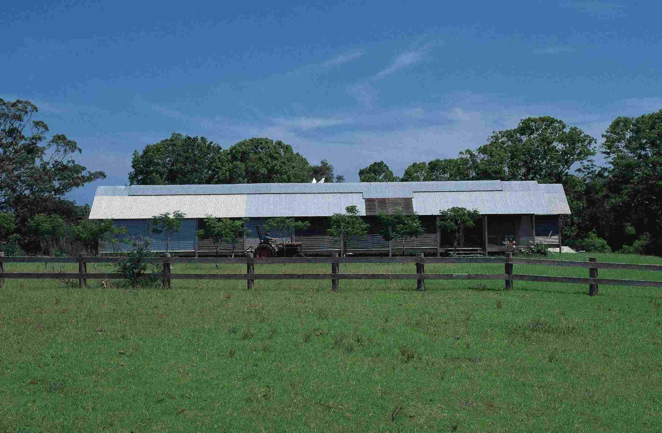 The Marie Short House by Glenn Murcutt