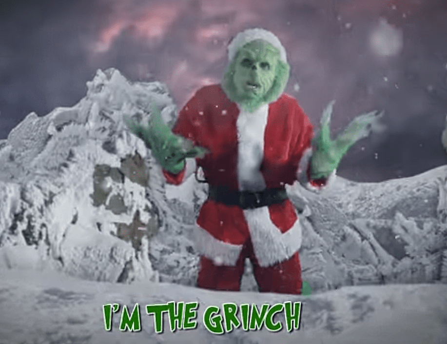 15 Hilarious Christmas Raps