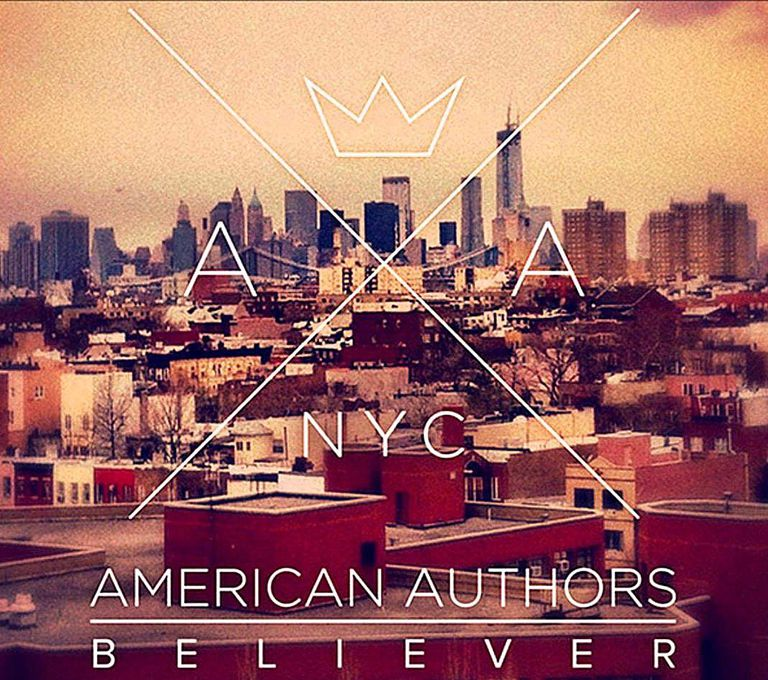 American Authors Believer