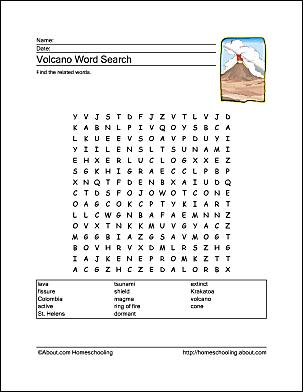 Sloping Letters Crossword