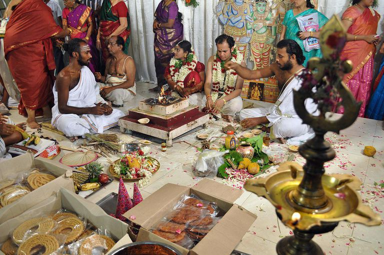 Tamil Brahmin Hindu Marriage