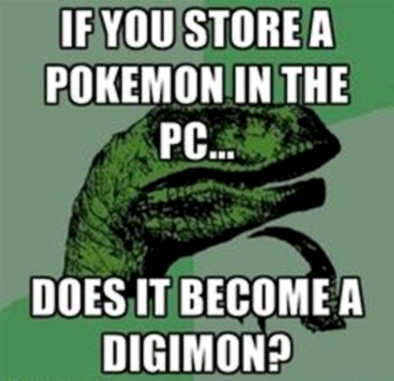 21 Great Digimon Anime Memes Worth Sharing