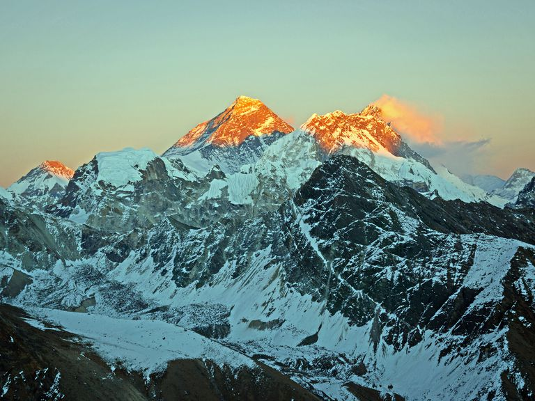 Mount Everest The Highest Mountain in the World