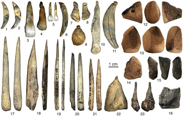upper paleolithic era date