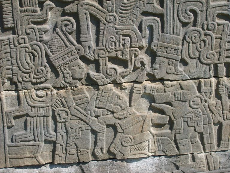 Apocalypto and the end of the wrong civilisation | Film ...  |Maya Sacrifice Stamp