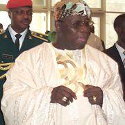 Πρόεδρος Olusegun Obasanjo της Νιγηρίας, & αντίγραφο;  ΕΙΡΙΝ
