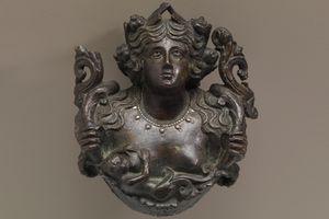 1st Century Roman bust of the earth-goddess Gaia