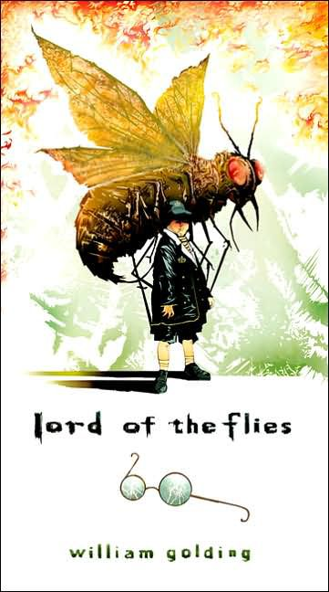 Lord of the Flies book jacket cover