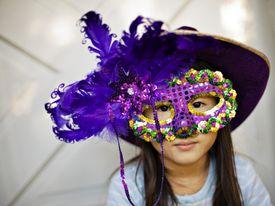 Mardi Gras Printables