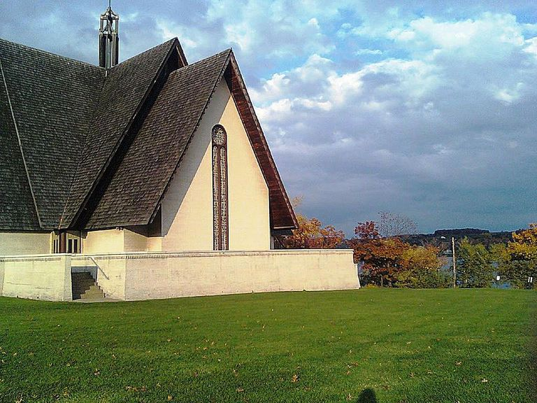 Norton Chapel at Keuka College