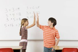 Learning the multiplication table doesn't need to be hard. There are tricks you can use to remember these facts.