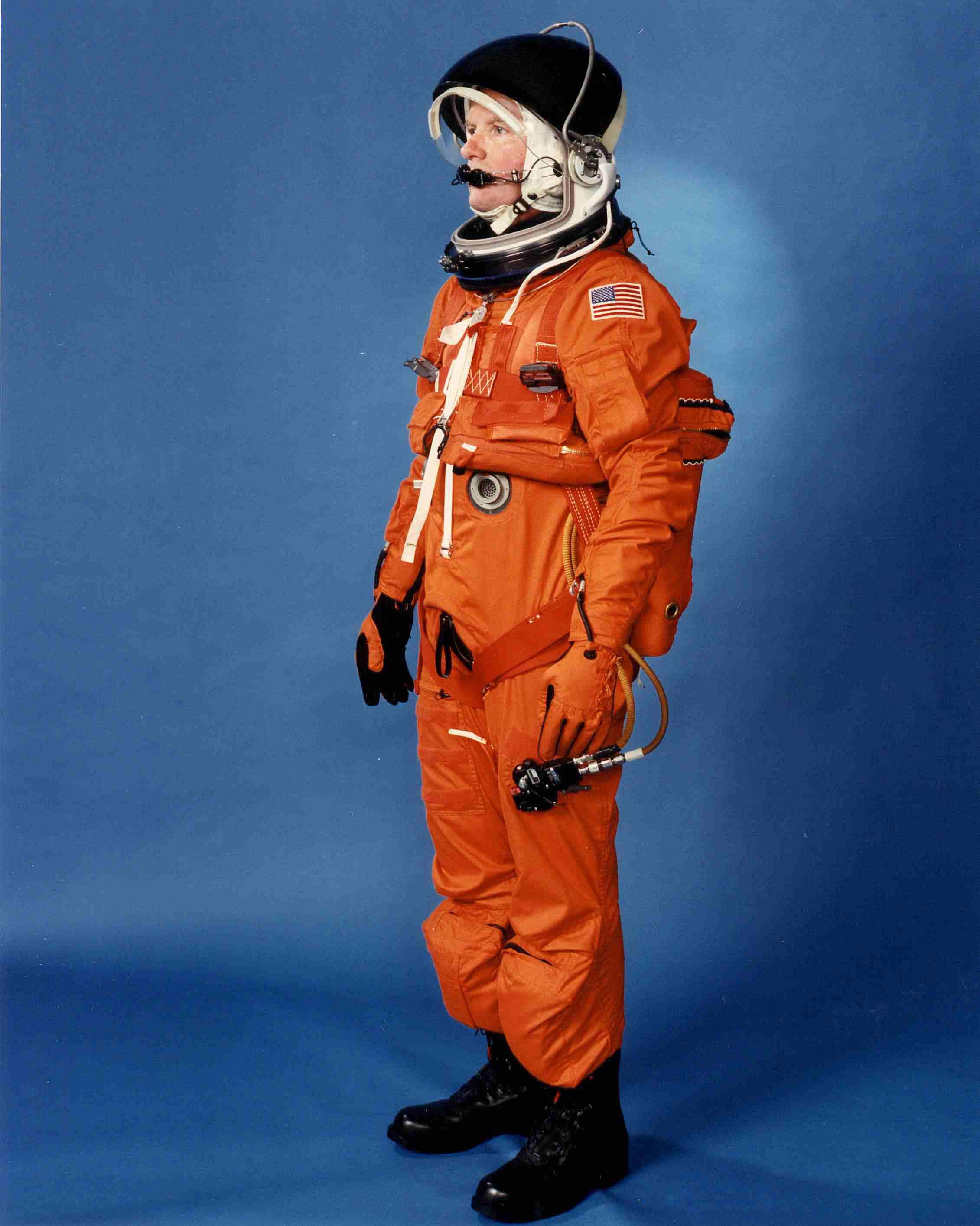 Space Shuttle Suit