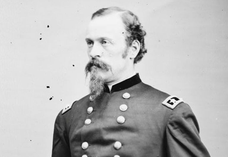 James H. Wilson during the Civil War