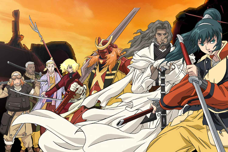 Samurai 7 anime series