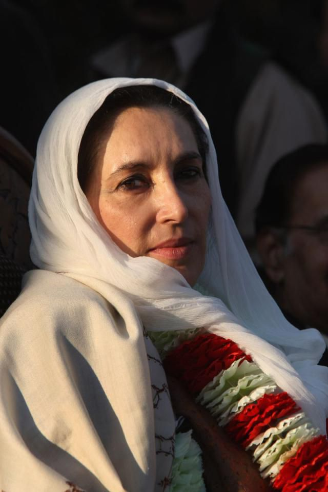 Benazir Bhutto December 27 2007