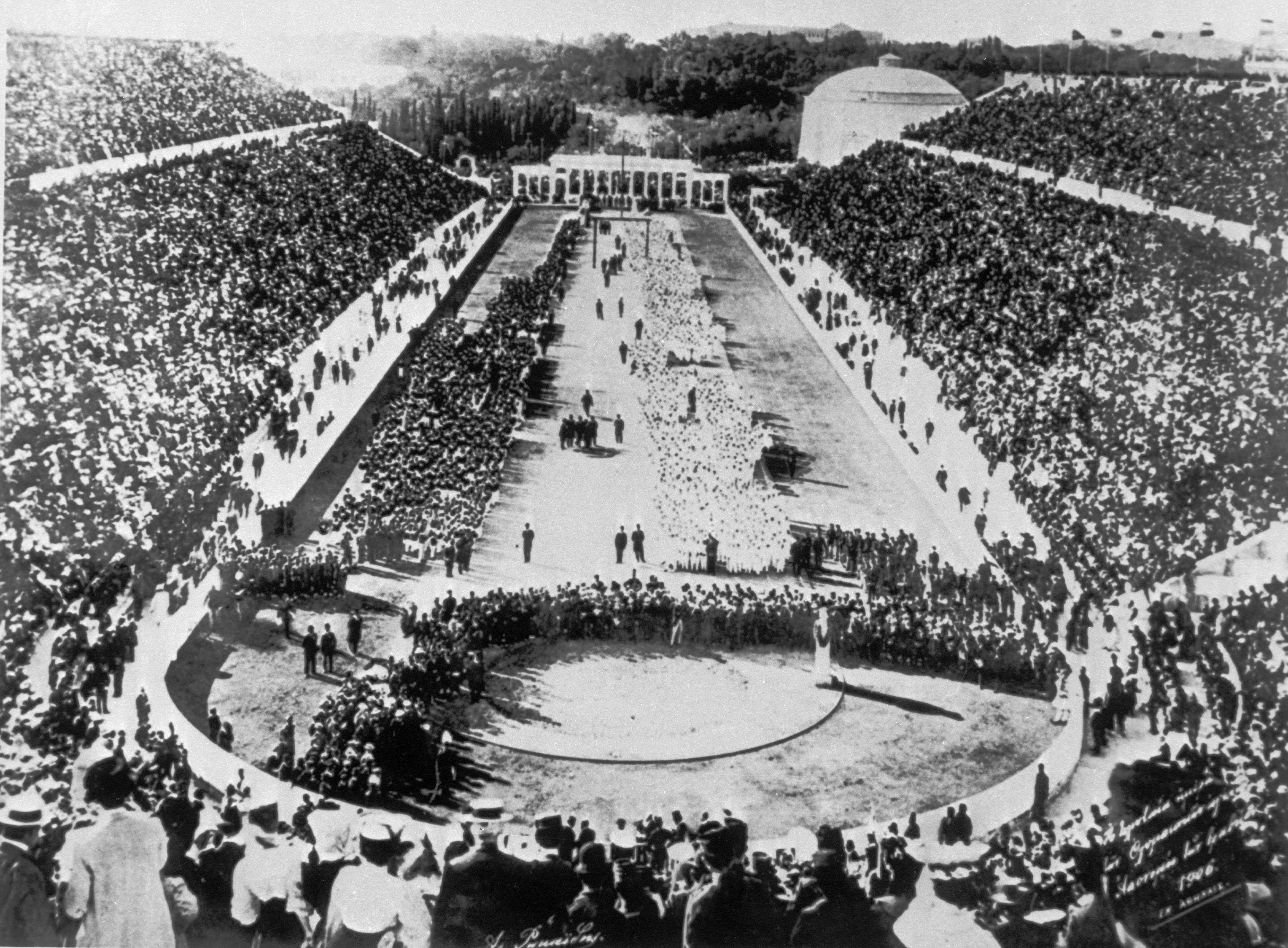 ancient olympic gamges to modern day olympic The rio olympics will be the 31st summer games of the modern era, but they have a long way to go before they can compete with nearly 12 centuries of ancient olympics athletes came from across.
