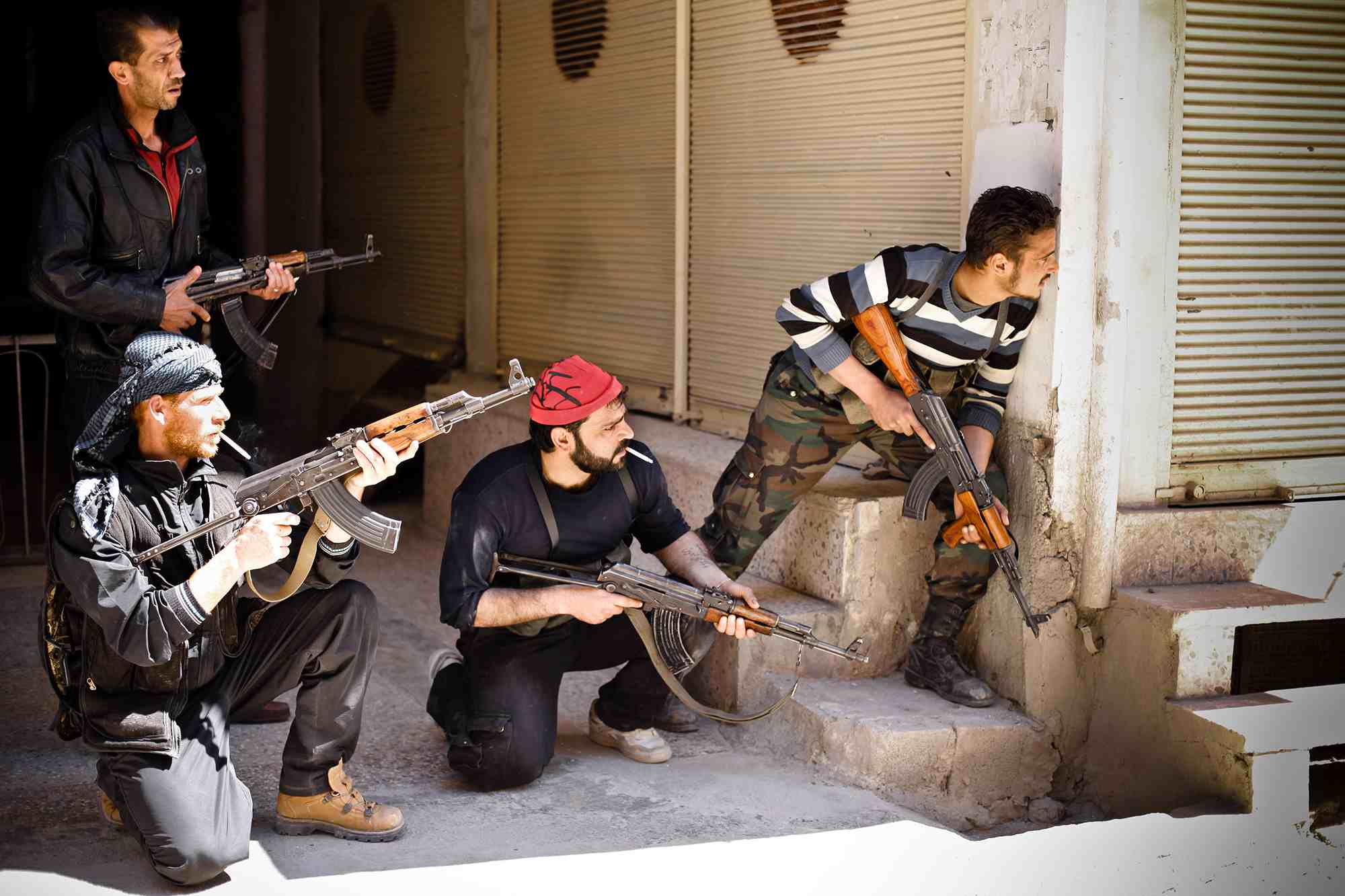 syrian civil war explained