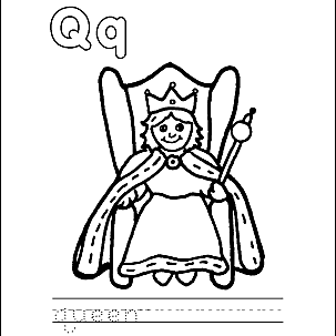 Letter Q 2