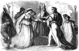 The Marriage of Henry I of England and Matilda