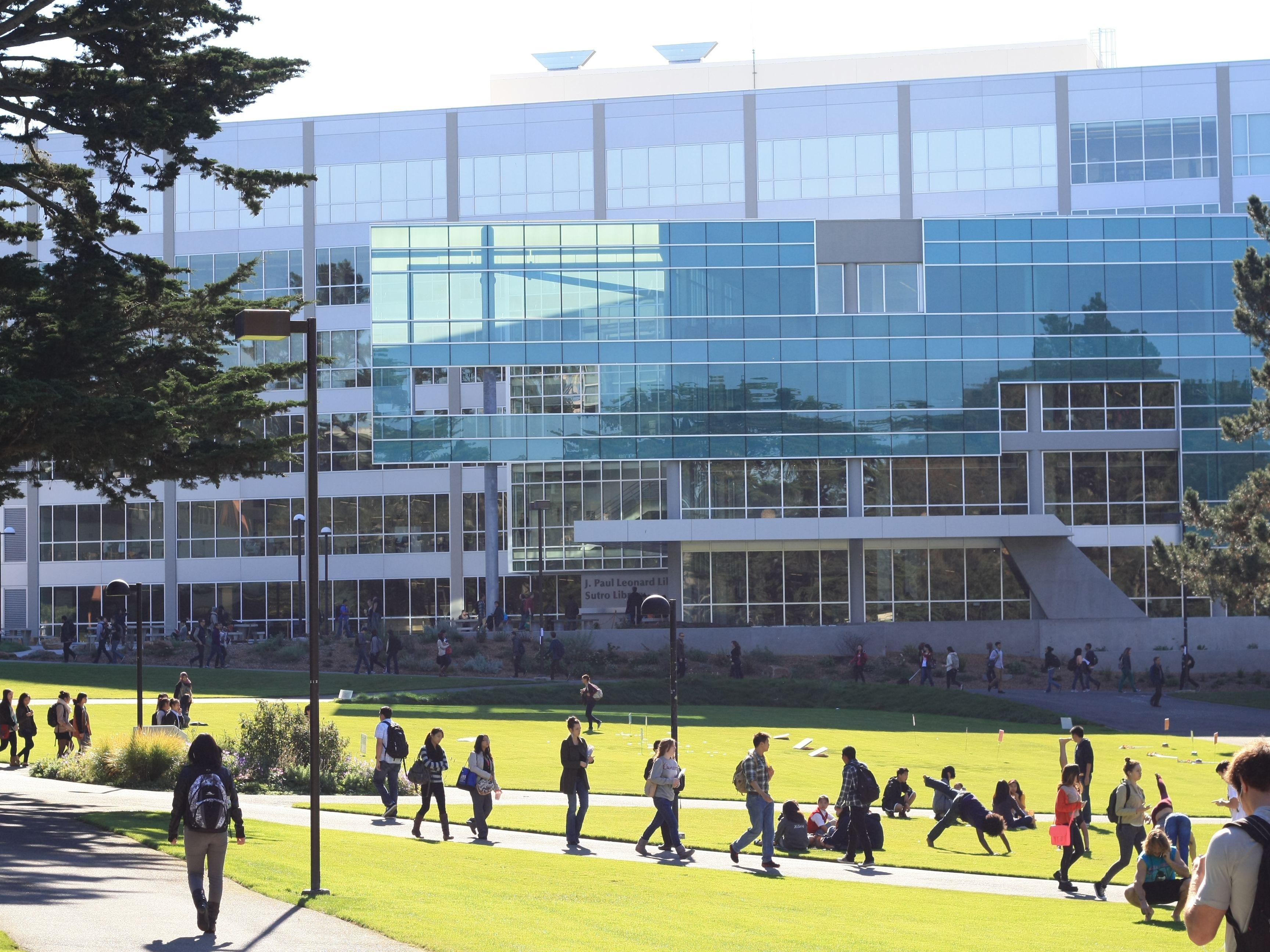 San Francisco State University: Acceptance Rate, SAT/ACT Scores, GPA